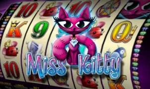 Aristocrat gaming Miss Kitty