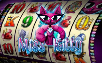 Miss Kitty, another online game from Aristocrat