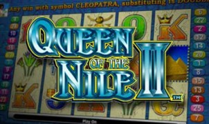 Queen of the Nile 2 from Aristocrat