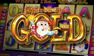 Wheres the gold pokie games by Arisocrat