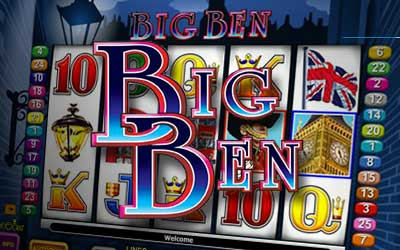 Play Big Ben pokie online - New Zealand
