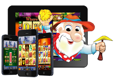Aristocrat pokies for Android, iPad, iPhone and iOS